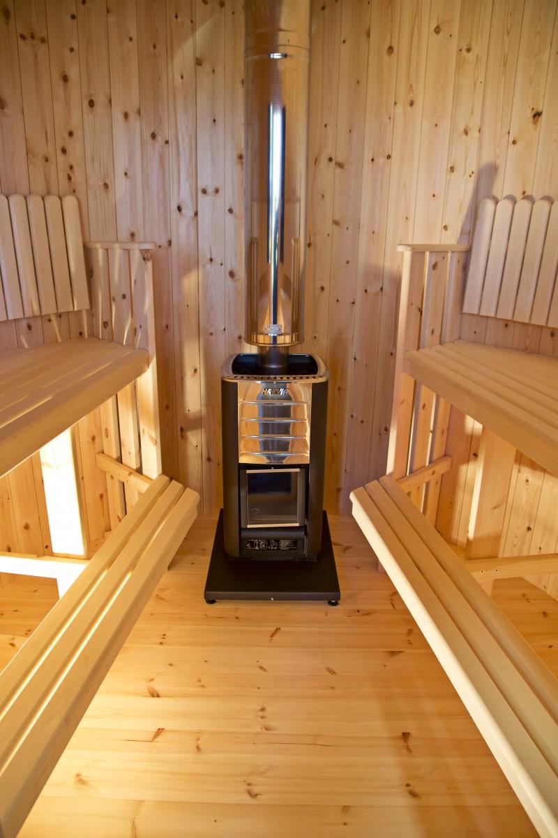 Sauna Project By Artom Bugo At Coroflot Com: A Rounded Sauna Dream