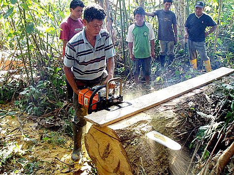 TIMBERJIG in Ecuador - Woodworking Project