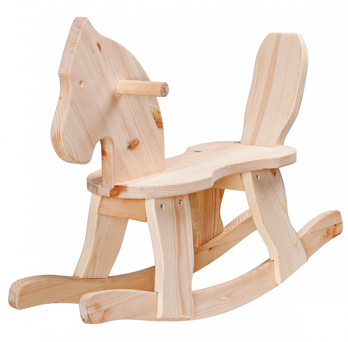 How To Build A Child S Rocking Horse